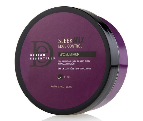 Design Essentials Sleek Max Edge Control - 2.3 oz