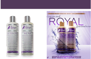 FREE SAMPLE -The Mane Choice Body Wash & Lotion