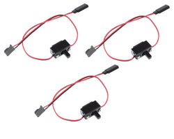 Apex RC Products Futaba Style On/Off Switch - 3 Pack #1050