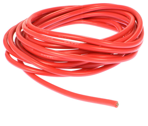 Apex RC Products 3m / 10' Red 14 Gauge AWG Super Flexible Silicone Wire #1150