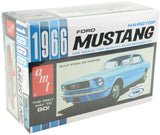 AMT 1966 Ford Mustang Hardtop 1:25 Scale Plastic Model Car Kit 704