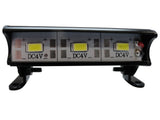 Apex RC Products 3 LED 55mm Aluminum Light Bar #9040