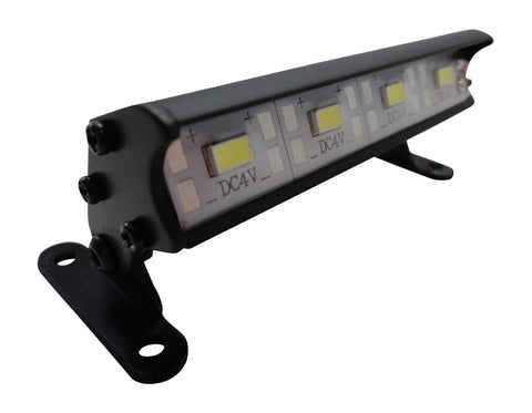 Apex RC Products 4 LED 70mm Aluminum Light Bar #9041
