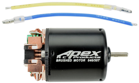 Apex RC Products 35T Turn 540 Brushed Crawler Electric Motor #9790