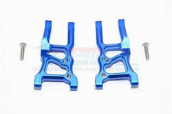 GPM Racing Traxxas 4-Tec 2.0 Blue Aluminum Front Suspension Arm Set GT055-B