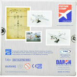Premium Hobbies / Daron Postage Stamp B-25J Mitchell Super Rabbit 1:100 Die-Cast Airplane PS5403-15