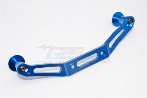 GPM Racing Traxxas Slash 4X4 Blue Aluminum Front/Rear Body Posts Mount SLA201F-RN-B