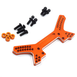 Yeah Racing HPI Sprint 2 Orange Aluminum Front Shock Tower SPT2-008OR