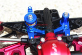 GPM Racing Traxxas UDR Blue Aluminum Steering Rack Assembly UDR048-B
