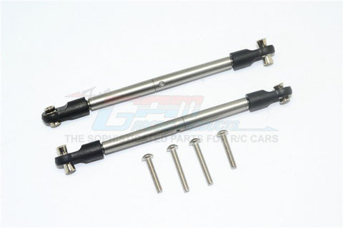 GPM Racing Traxxas UDR Stainless Steel Steering Turnbuckle Set UDR162S-OC-BEBK