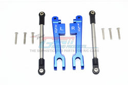 GPM Racing Traxxas UDR Blue Aluminum Rear Sway Bar & Stainless Steel Links UDR312RS-B