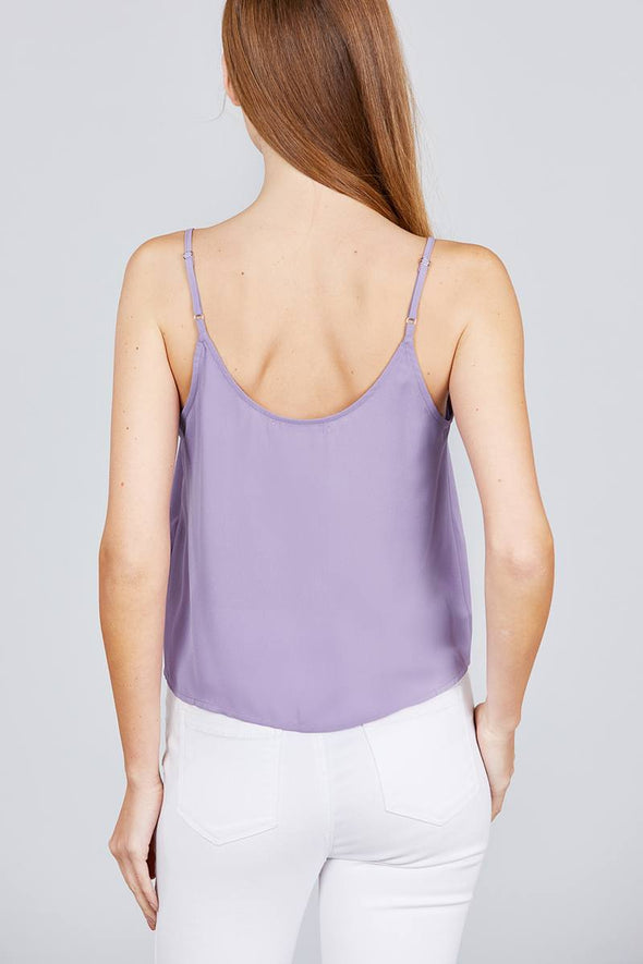 purple cami