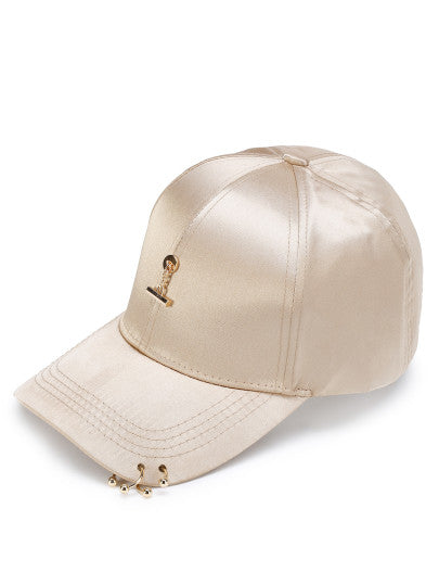 Jaded Hat in Beige