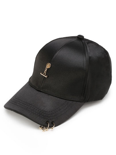 Jaded Hat in Black