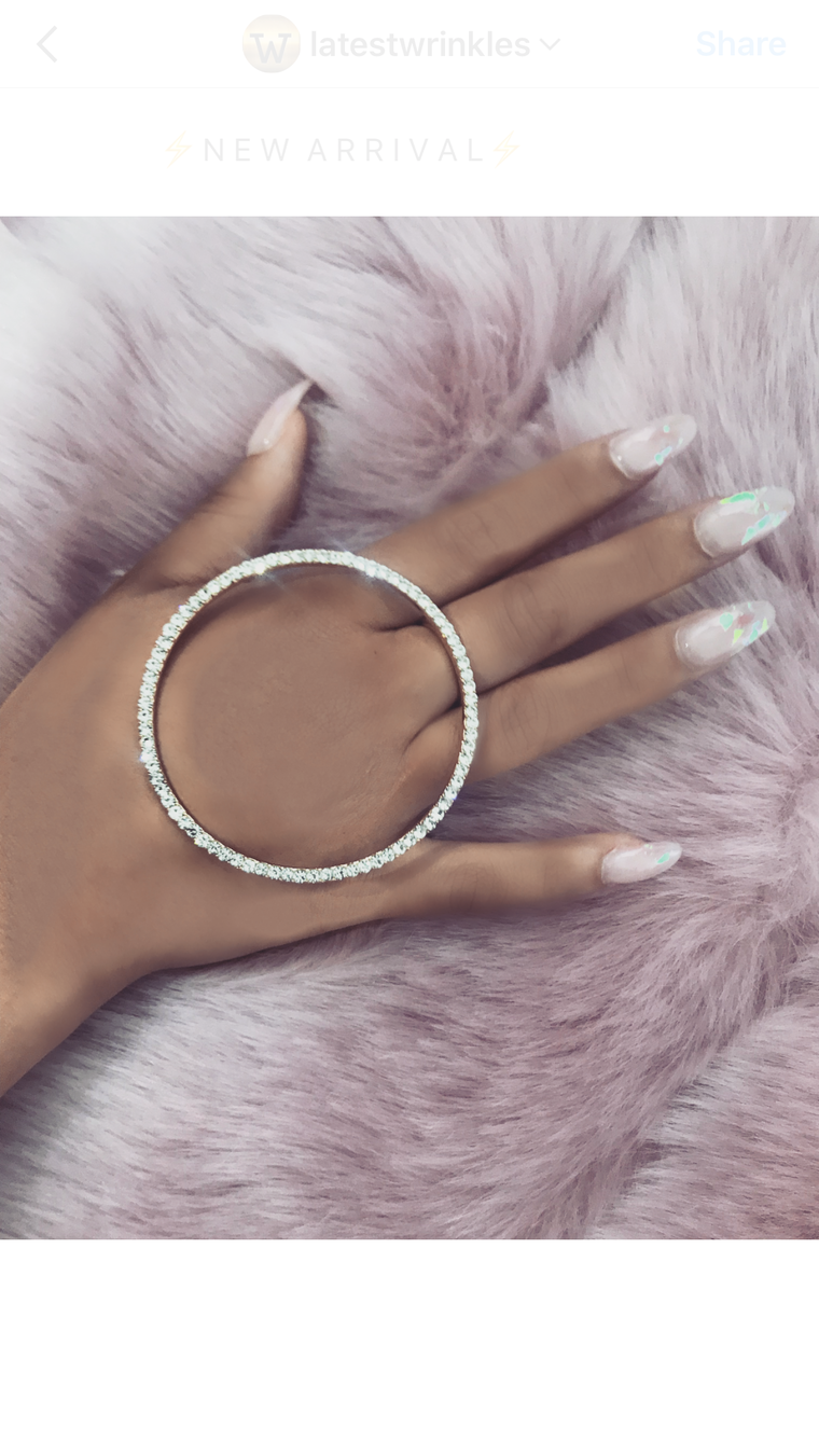 Dangerously In Love Ring
