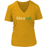 HBCUish Shirt - The Green and Gold Edition (Womens)