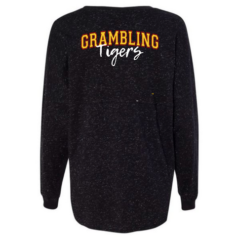 Grambling Glitter Game Day Shirt