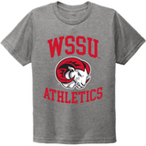 Rooting for HBCUs Sweatshirt and Hoodie - Royal Blue and Gold (unisex)