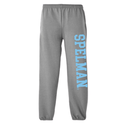 Spelman Flock Sweatpants