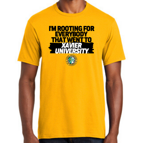 Rooting for XULA Tshirt (Mens)