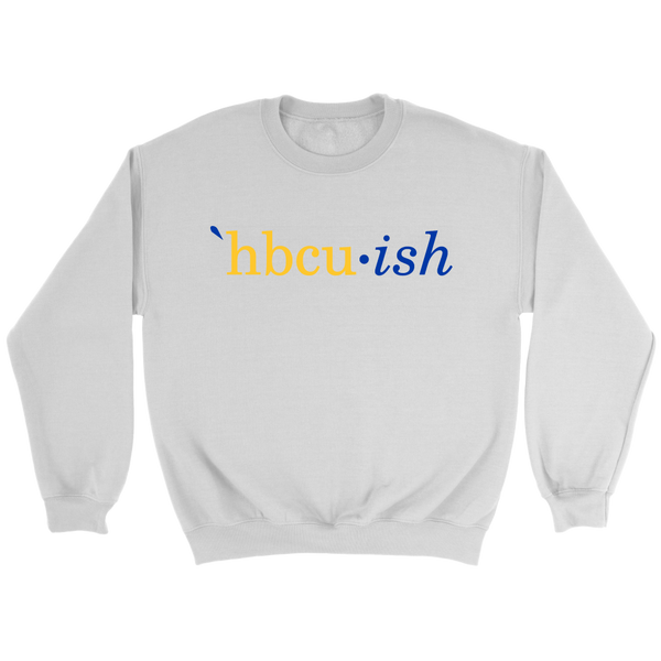 fisk fort valley hbcuish sweatshirt