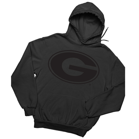 Black Power Grambling Sweatshirt - Unisex Crewneck and Hoodie