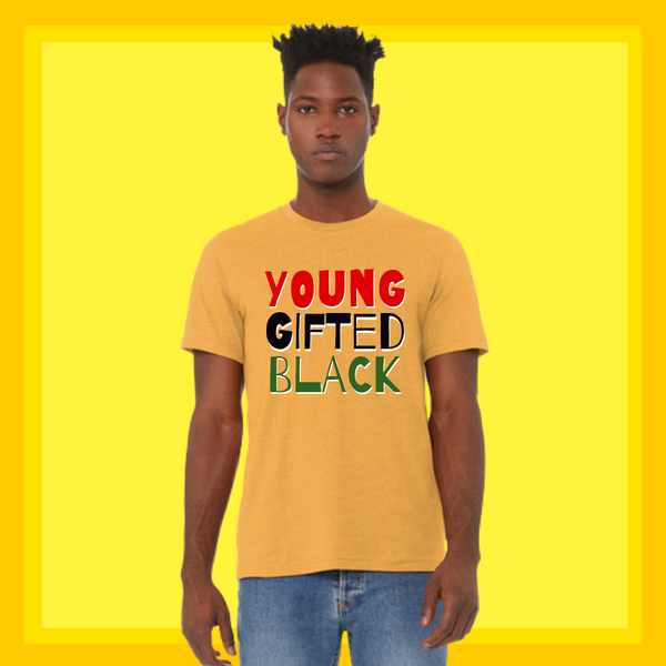 Young Gifted Black Tshirt