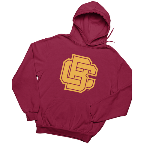 Bethune-Cookman Flock Sweatshirt-Unisex Crewneck and Hoodie
