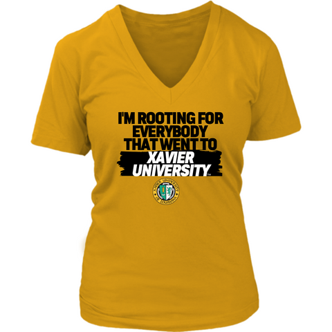 Rooting for XULA Tshirt (Womens)