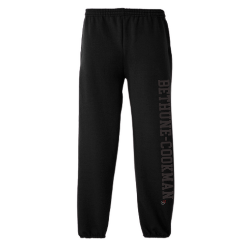Bethune-Cookman Black Power Sweatpants