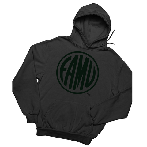 Florida A&M Black Power Sweatshirt - Unisex Crewneck and Hooodie