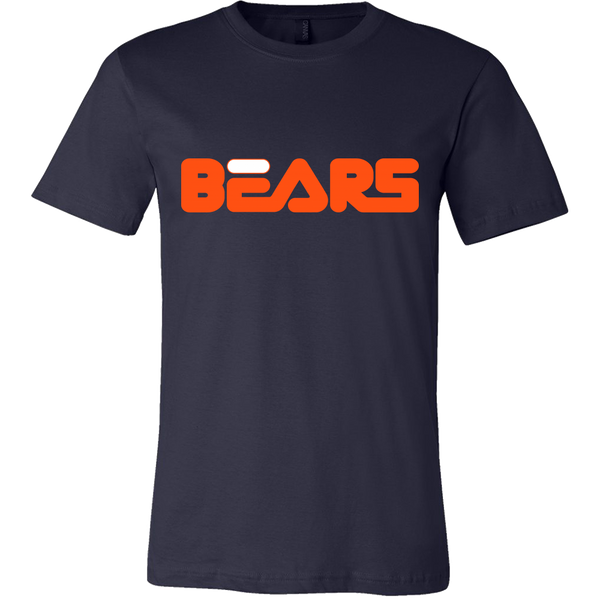 Morgan State Bears HBCU navy short sleeve t-shirt