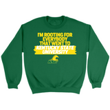 Rooting For Kentucky State Sweatshirt
