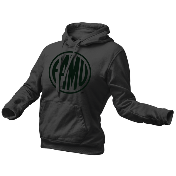 Black Power Florida A&M Hoodie - Womens