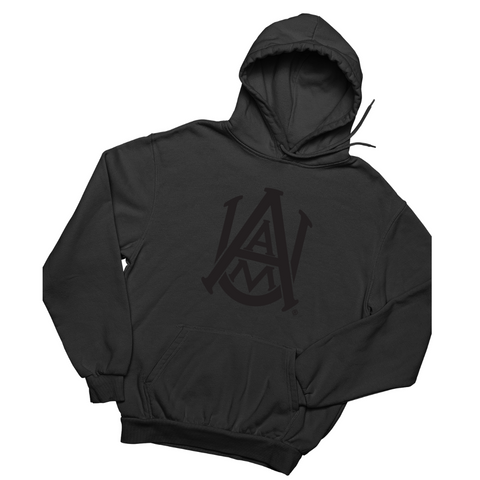 Alabama A&M Black Power Sweatshirt - Unisex Crewneck and Hoodie
