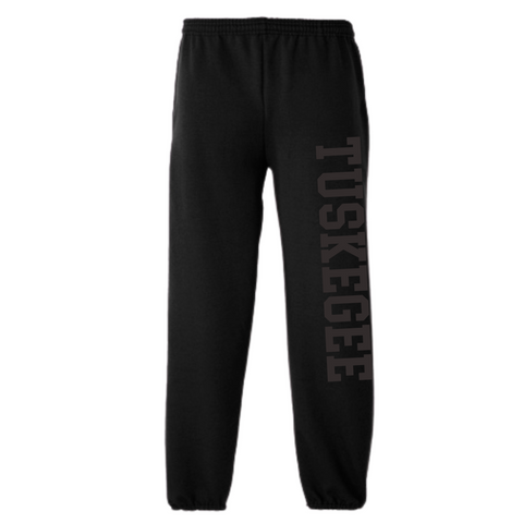Tuskegee University Black Power Sweatpants