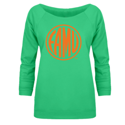 famu florida a&m off shoulder shirt