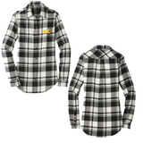 alabama state university plaid shirt