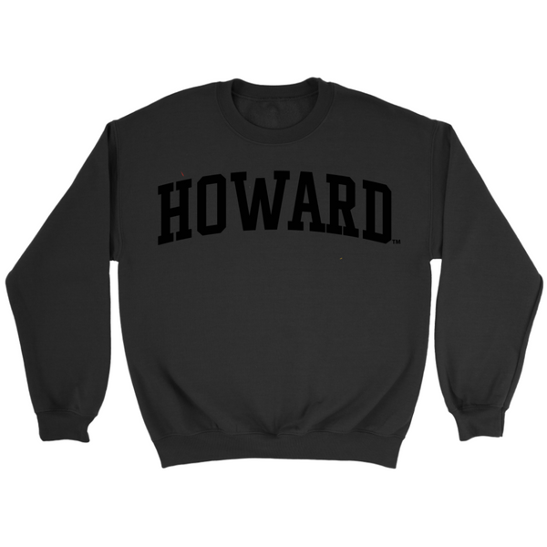 HOWARD UNIVERSITY SWEATSHIRT
