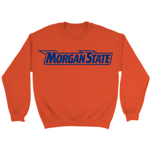 Morgan Flock Sweatshirt