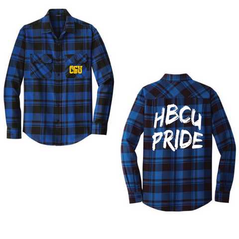 Coppin State University flannel