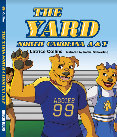 north carolina a&t ncat kids book childrens book
