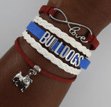 South Carolina State University Bulldogs HBCU bracelet