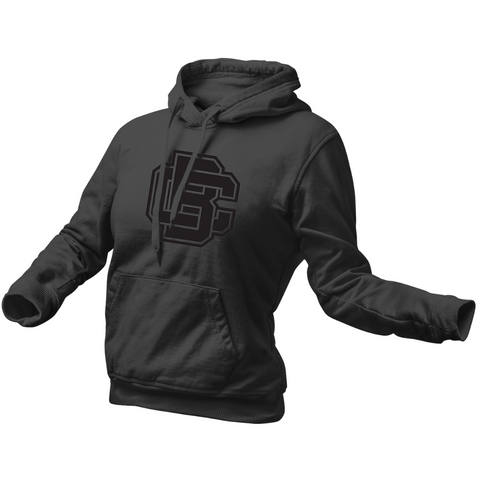 Bethune-Cookman Black Power Hoodie - Womens