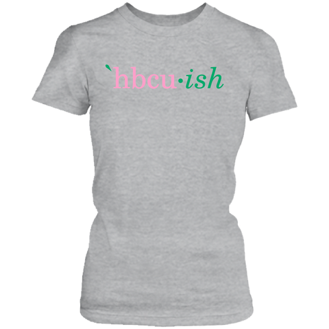 HBCUish Shirt - The Pink and Green Editions