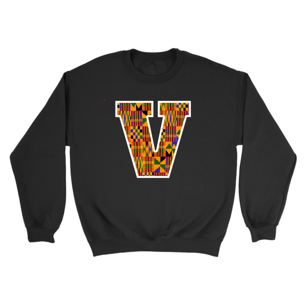 Kente V Sweatshirt