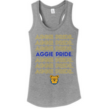 north carolina a&t tank top