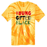 Young Gifted Black T-shirt (Youth and Toddler)
