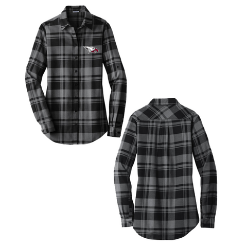 nccu flannel shirt