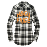 St. Paul's College Flannel Shirt (Womens)